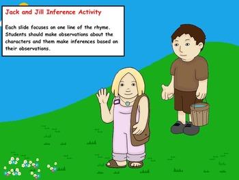 Jack and Jill Inference SMARTboard