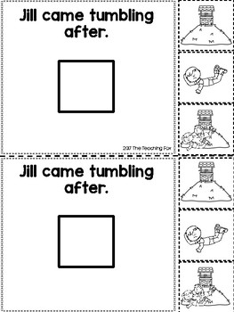 Jack and Jill {Interactive Reader}