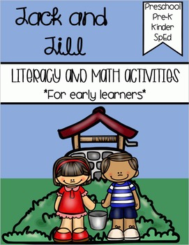 Jack and Jill - Literacy & Math for Early Learners