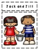 Jack and Jill Math and Literacy Package