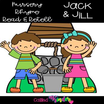Jack and Jill Nursery Rhyme Activities