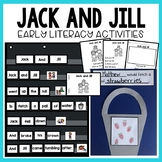 Jack and Jill Nursery Rhyme Activities and craft