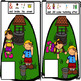 Jack and Jill Nursery Rhyme, Adapted, Sequence, Conversati
