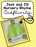 Jack and Jill Nursery Rhyme Craftivity