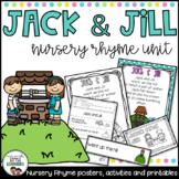 Jack and Jill: Nursery Rhyme Pack