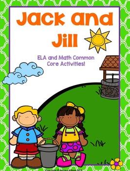 Jack and Jill Nursery Rhyme Pack!