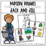 Jack and Jill-Nursery Rhymes for Toddlers and Preschoolers