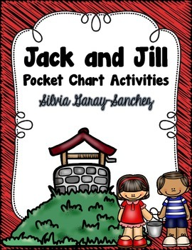 Jack and Jill Pocket Chart Activities