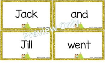 Build a Poem ~ Jack and Jill ~ Pocket Chart Center