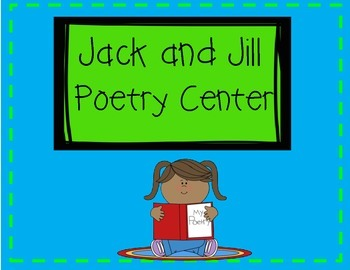Jack and Jill Poetry Center