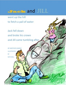 Jack and Jill Poetry Lesson