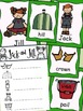 Jack and Jill Posters (5 Total) and Writing Activity {Nursery Rhymes}