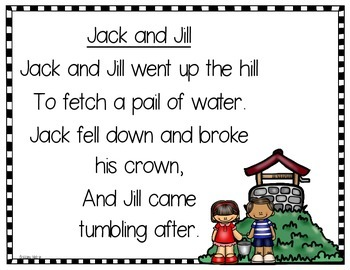 Jack and Jill Resources