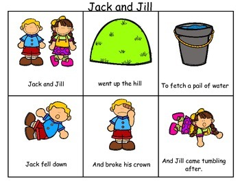 Jack and Jill Sequencing Activities by Loving Life in ...