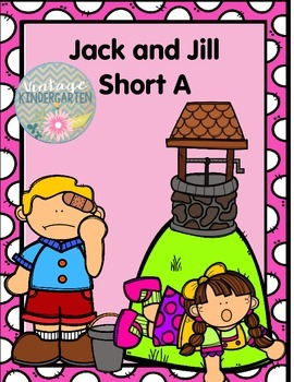 jack and jill teaching resources teachers pay teachers rh teacherspayteachers com jack and jill clipart jack and jill nursery rhyme clipart