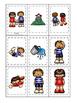 Jack and Jill themed Memory Matching preschool curriculum