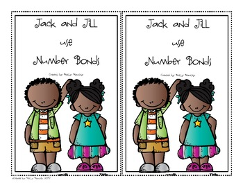 Jack and Jill use Number Bonds-a decodable book