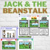 Jack and The Beanstalk Story Elements Sort DIGITAL & PRINTABLE