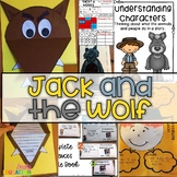 Jack and The Wolf Journeys 1st Grade Supplement Activities