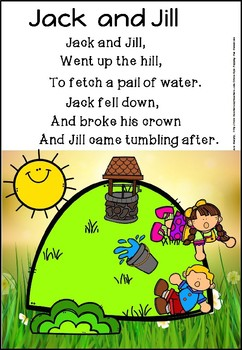 Jack and Jill poster.