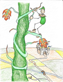 Characters - Bean Jack and the Bean Stalk