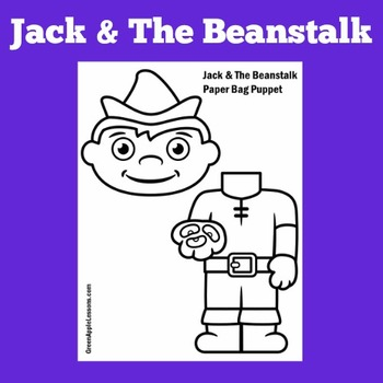 Jack and the Beanstalk Activity | Jack and the Beanstalk Unit Craft