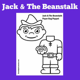 Jack and the Beanstalk   Craft Activity   Preschool Kinder