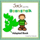 Jack and the Beanstalk (Special Education and Autism resource)