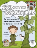 Jack and the Beanstalk {A Nonstandard Measurement Unit for Common Core}