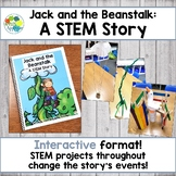Jack and the Beanstalk: A STEM Story | Distance Learning