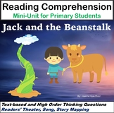 Jack and the Beanstalk - A fairy tale primary literacy unit