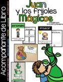 Jack and the Beanstalk Retelling, Story Elements, Reading Kindergarten
