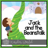 Jack and the Beanstalk Book Companion infused with STEM