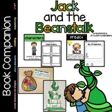 Jack and the Beanstalk Book Companion, story elements, sequencing, retelling