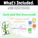 Jack and the Beanstalk CVC board game