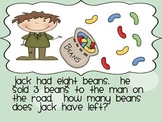 Jack and the Beanstalk Complete Week Long Unit