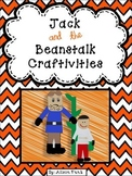 Jack and the Beanstalk Craftivities