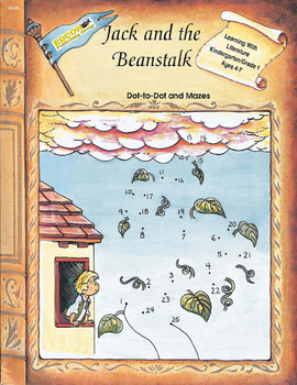 Jack and the Beanstalk, Dot to Dot and Mazes