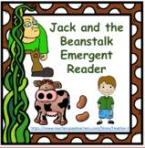 Jack and the Beanstalk Emergent Reader