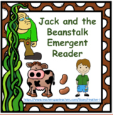 Jack and the Beanstalk Emergent Reader