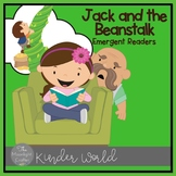Jack and the Beanstalk Emergent Reader Set