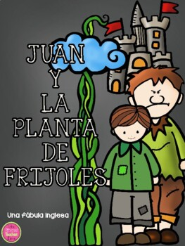 Jack and the Beanstalk Fable in Spanish