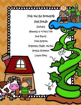 Jack and the Beanstalk Fairy Tale Bundle