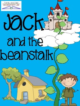 Jack and the Beanstalk (Fairy Tale) Comprehension and STEM
