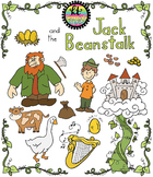Jack and the Beanstalk Fairytale Clipart Set {KT Creates O