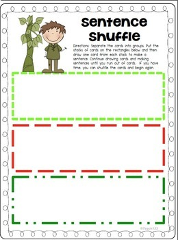 Fairy Tale Jack and the Beanstalk Fluency