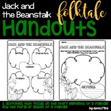 Jack and the Beanstalk Folktale Handouts
