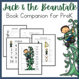 Jack and the Beanstalk Learning Pack
