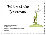 Jack and the Beanstalk Literacy Activities