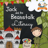 Jack and the Beanstalk Literacy Activities for Pre-K and K